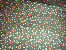christmas  fabric PRICE PER 1/2 yard