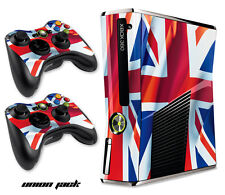 Skin Decal Wrap for Xbox 360 Slim Gaming Console & Controller Xbox360 Slim UJ