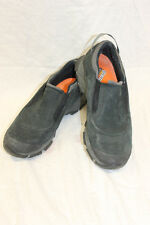 Merrell Thermo Black Leather Waterproof Vibram Womens Shoes Size 6.5 EUC