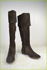 Stivali Trampolieri SAN MARINA Camoscio Marrone T 37 ottima qualità