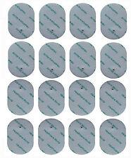 16 Oval decenas Electrodo Stud almohadillas Reutilizable