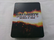 Call of Duty World at War Collectors Edition Microsoft Xbox 360 Spiel Game