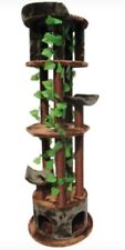 Cat Tree House Kitty Condo Scratching Post Trees Condos Towers Furniture Tower
