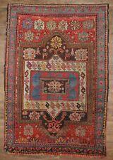 -Marvelous Old/Antique Caucasian Karabagh? Rug -