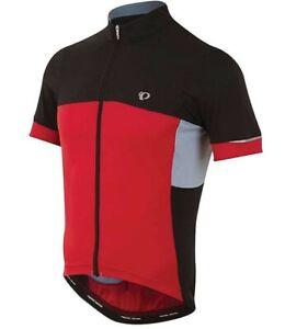 PEARL IZUMI Men's Ride Elite Red/Dusk Escape Semiform Fit Jersey - XXL RRP £60