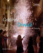 """Celebrate Diwali : With Sweets, Lights, and Fireworks by Heiligman, Deborah """
