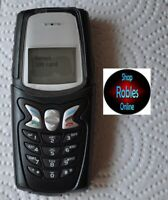 Nokia 5210 Black (Simlock Frei) Dual-Band Thermometer 5 Games SMS Neuwertig TOP