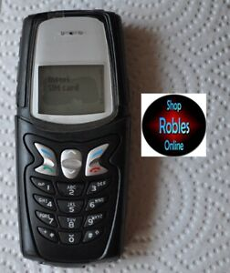 Nokia 5210 Black (Simlock Frei) Dual-Band Thermometer 5 Games SMS Neuwertig TOP