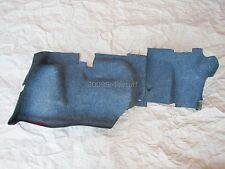 BMW E30 Trunk Panel Cover Passengers Side Right 325is 325i 325 325ix 318i 318is