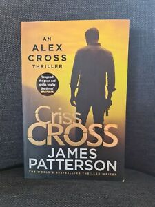 NEW Criss Cross By James Patterson Paperback Free Shipping
