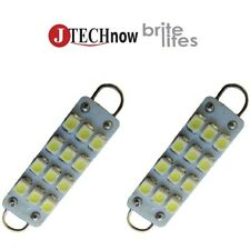 Jtech 2x 43mm 12 Smd Led Rigid Loop Type 211 2 212 2 561 562 563 564 566 567 570