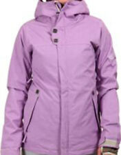686 Smarty Path Snowboard Jacket (M) Thistle Texture