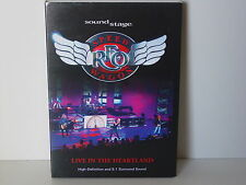 "*****DVD-REO SPEEDWAGON""LIVE IN THE HEARTLAND""-2008 Sound Stage*****"