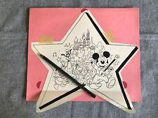 Disneyland Goofy Donald Mickey Castle Original Art Gene Calmelat Illustrator