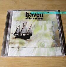 Haven - All For A Reason JAPAN CD+2Bonus Mint N/OBI #12-4