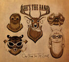 She's The Band - One From The Top Shelf (2013) CD NEW/SEALED SPEEDYPOST