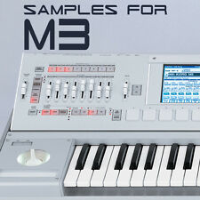 SAMPLES for KORG M3 - High Quality Sounds Ready to Load