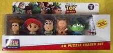 Toy Story series 1 – 3D puzzle eraser set BNIB