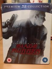 Rare OOP Blade Runner The Final Cut Blu-ray Steelbook
