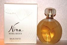 ORIGINAL CLASSIC RARE NINA EAU DE TOILETTE SPRAY by NINA RICCI BNIB 3.3 OZ