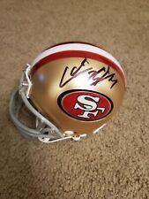 Colin Kaepernick Autographed Signed 49ers Mini Helmet PSA JSA BSA NFL