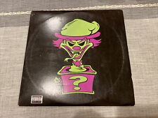 Insane Clown Posse The Riddlebox Vinyl 88697369721 Zomba Legacy