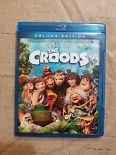 The Croods (Blu-ray 3D+Blu-ray+DVD+ Digital HD) 2013