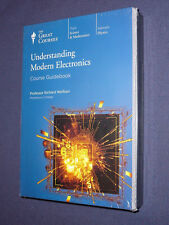 Teaching Co Great Courses DVDs         UNDERSTANDING MODERN ELECTRONICS  new