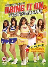 Bring It On Fight To The Finish Christina Milian, Cody Longo, Rachele NEW R2 DVD