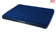 Intex Airbed Inflatable Mattress Queen Air Beds Blow Up Bed Waterproof 600 lb