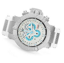 Invicta Men's 50mm Subaqua Noma III Arctic Ltd Edition Swiss Quartz Chrono Watch