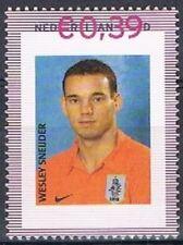 Persoonlijke zegel WK voetbal 2006 postfris - Wesley Sneijder