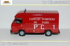 Fourgon Saviem SG2 67 - 78 Sapeurs Pompiers De Paris BREKINA - SAI 2935 - Ech HO
