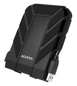 4TB AData HD710 Pro USB3.1 2.5-inch Portable Hard Drive (Black)