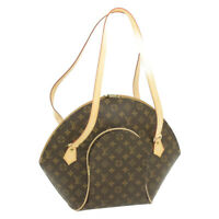 LOUIS VUITTON Monogram Ellipse Shopping Shoulder Bag M51126 LV Auth br126