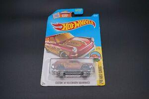 Hot Wheels - Art Cars Volkswagen Custom '69 Type 3 Squareback - NEW  Long card