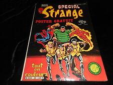 Spécial Strange 20 sans poster