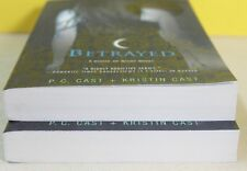 House of Night Novels: Betrayed by P. C. Cast, Kristin Cast (Paperback) NEW