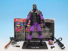 "GI Joe 50th Anniversary SAW Viper (v5) Cobra Legions 3.75"" Action Figure"