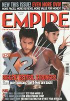 EMPIRE Film Magazine May 2003 - X2 (Issue 167)