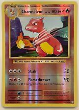 Pokemon Charmeleon 10/108 Reverse Holo - XY Evolutions - NM
