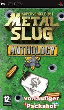 Metal Slug Anthology PSP UMD PlayStation Video Game UK Release