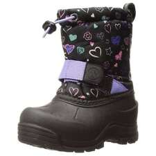 Girls Winter Boots Insulated Waterproof Northside Frosty Snow Boots -25F NEW