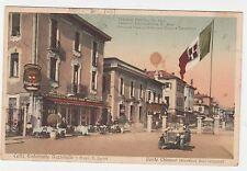CARTOLINA CAFFE' RISTORANTE NAZIONALE PONTE CHIASSO RIF. 15250
