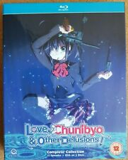 New listingLove, Chunibyo & Other Delusions - Complete Collection - Deluxe Edition Blu-Ray