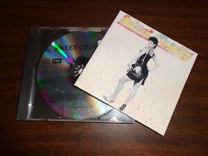 Sweet Charity  CD Album Broadway Cast Album