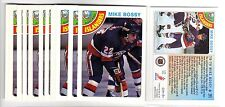 1X MIKE BOSSY 1992 93 O Pee Chee #391 RC Rookie 25th Anniversary Lots Available