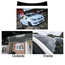 Vauxhall Corsa Gen d 2006 - 2014 -  pre cut, Easy Fit Window Tint, NO TRIMMING