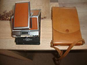 polaroid sx 70 landkamera  Alpha 1