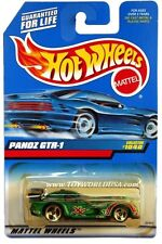 1999 Hot Wheels #1040 Panoz GTR-1